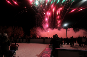 TV NYE Fireworks 2 condensed