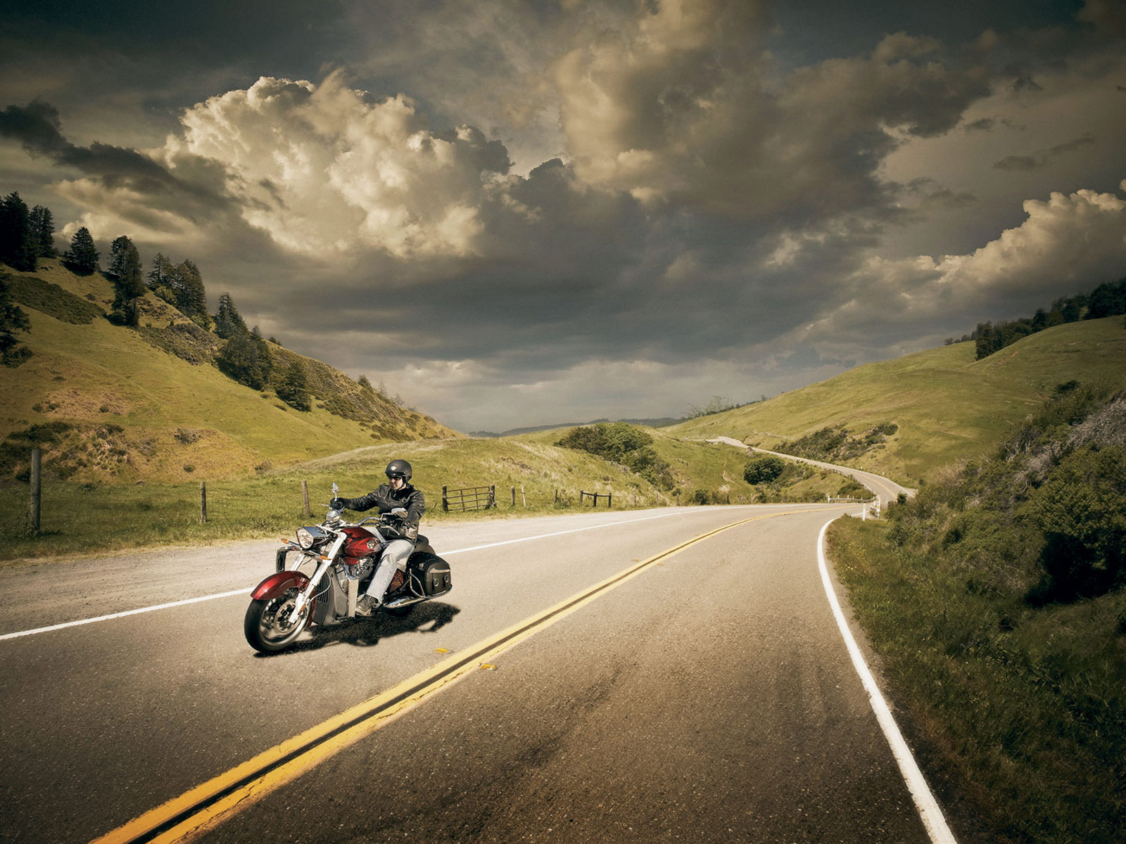 take the back roads motocycle graphic