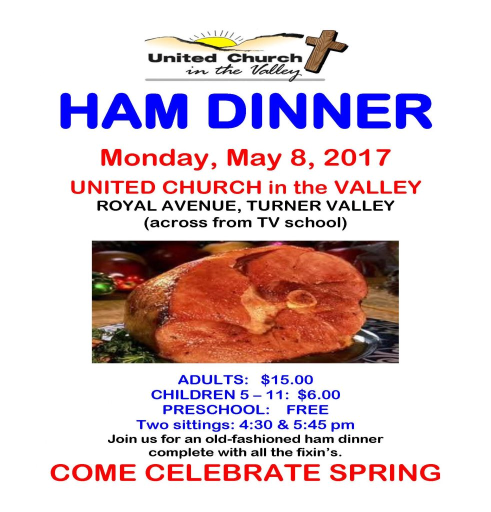 HAM DINNER POSTER 2017_Page_1