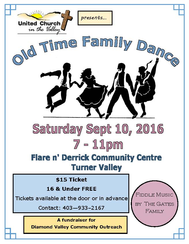 Old Time Family Dance