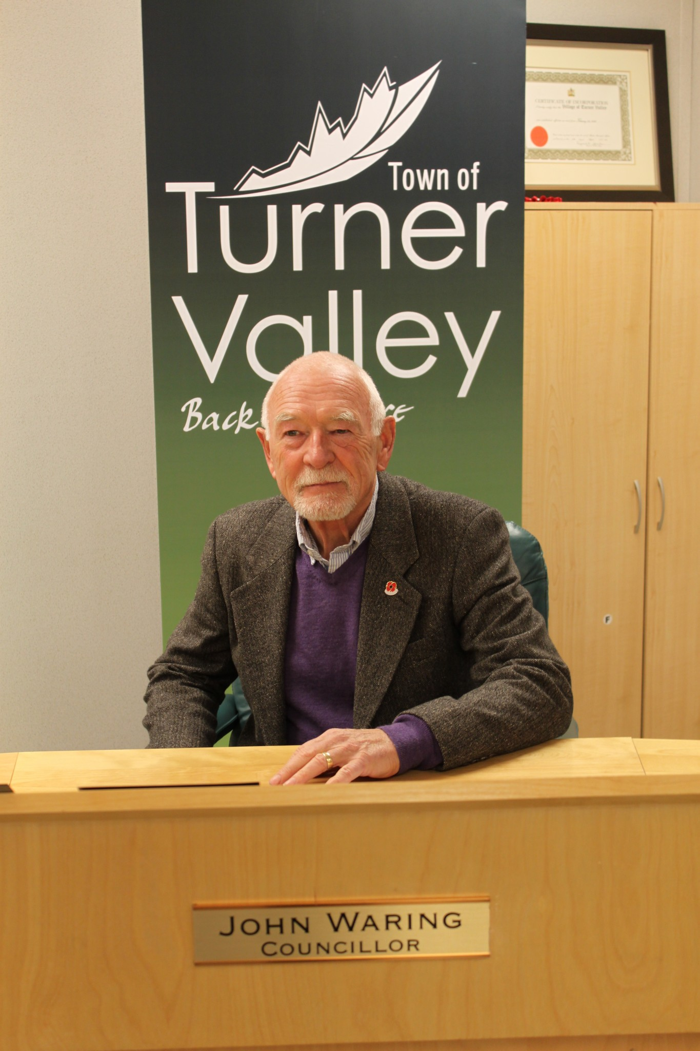 Councillor John Waring