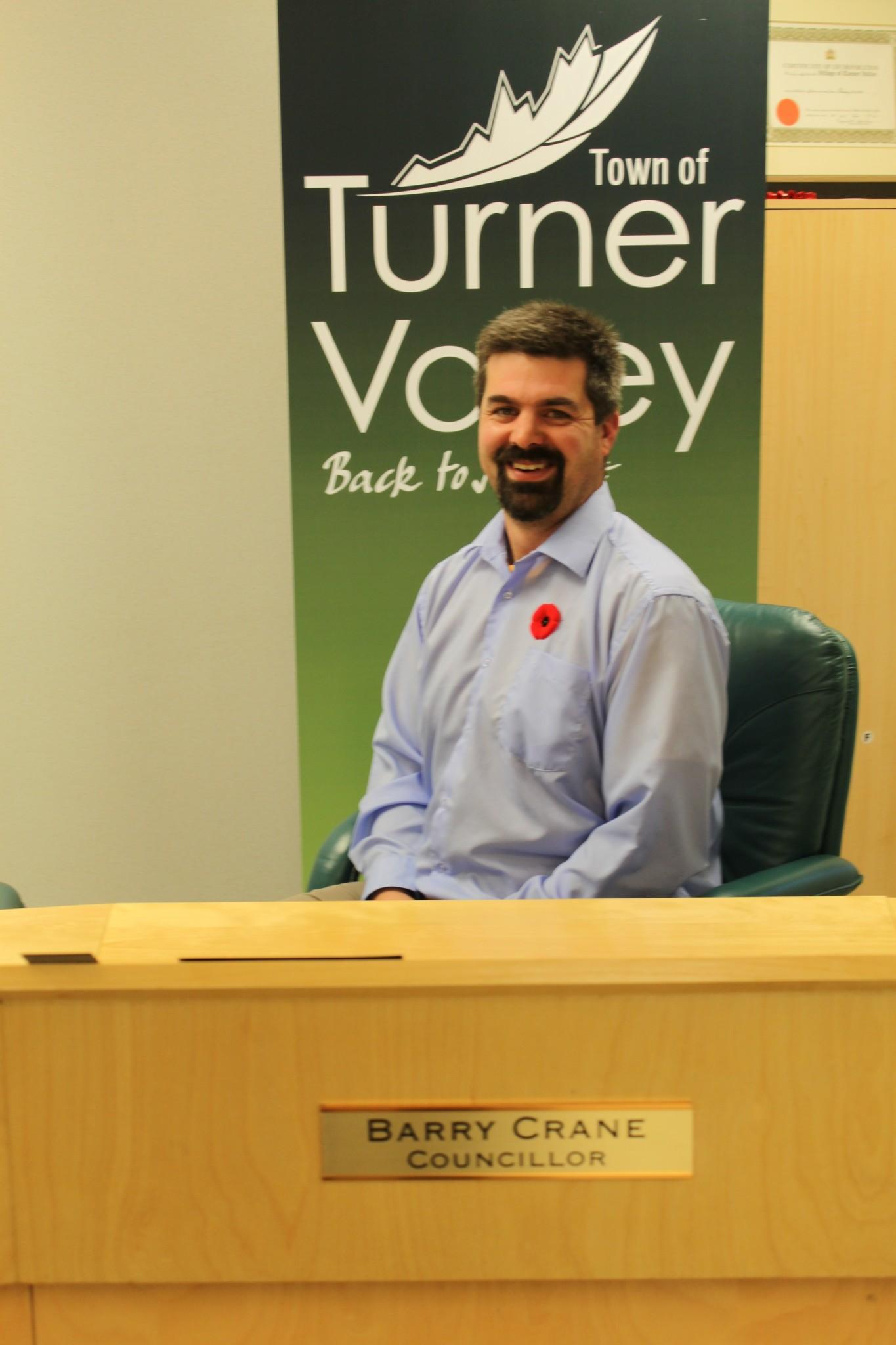 Councillor Barry Crane