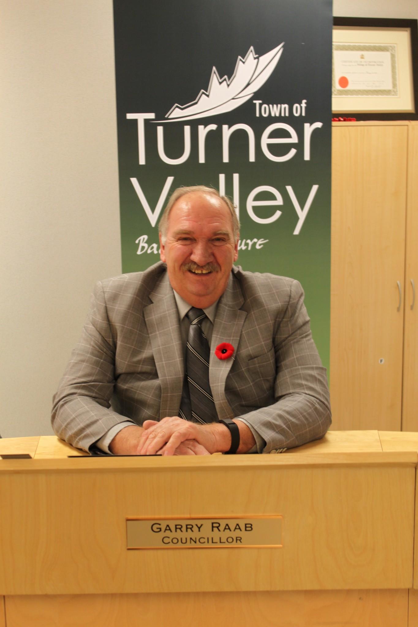 Councillor Garry Raab