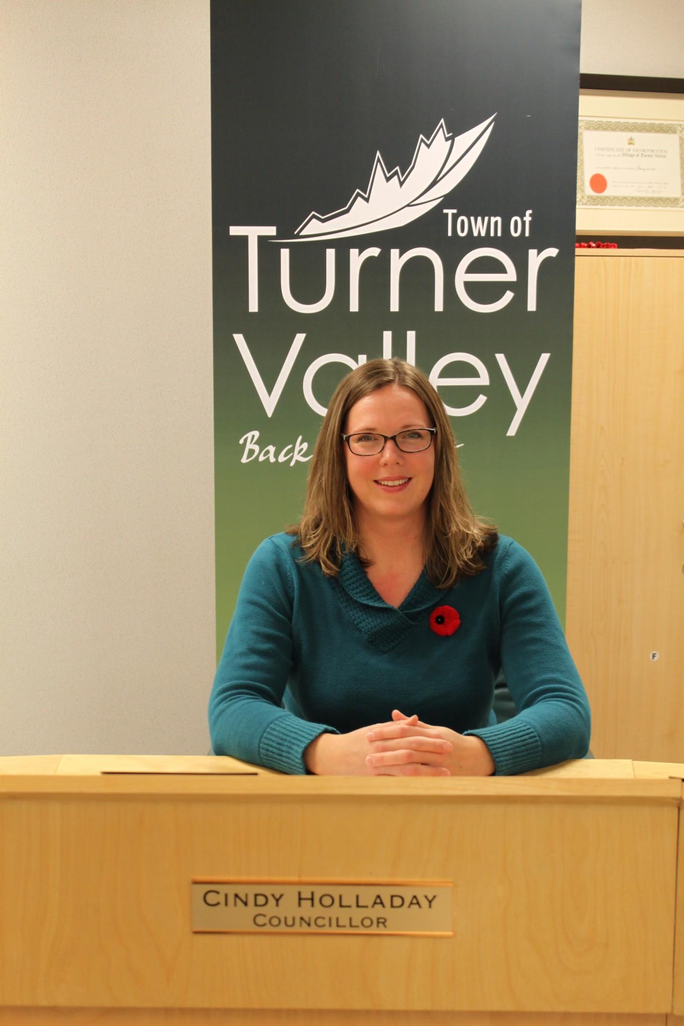 Councillor Cindy Holladay