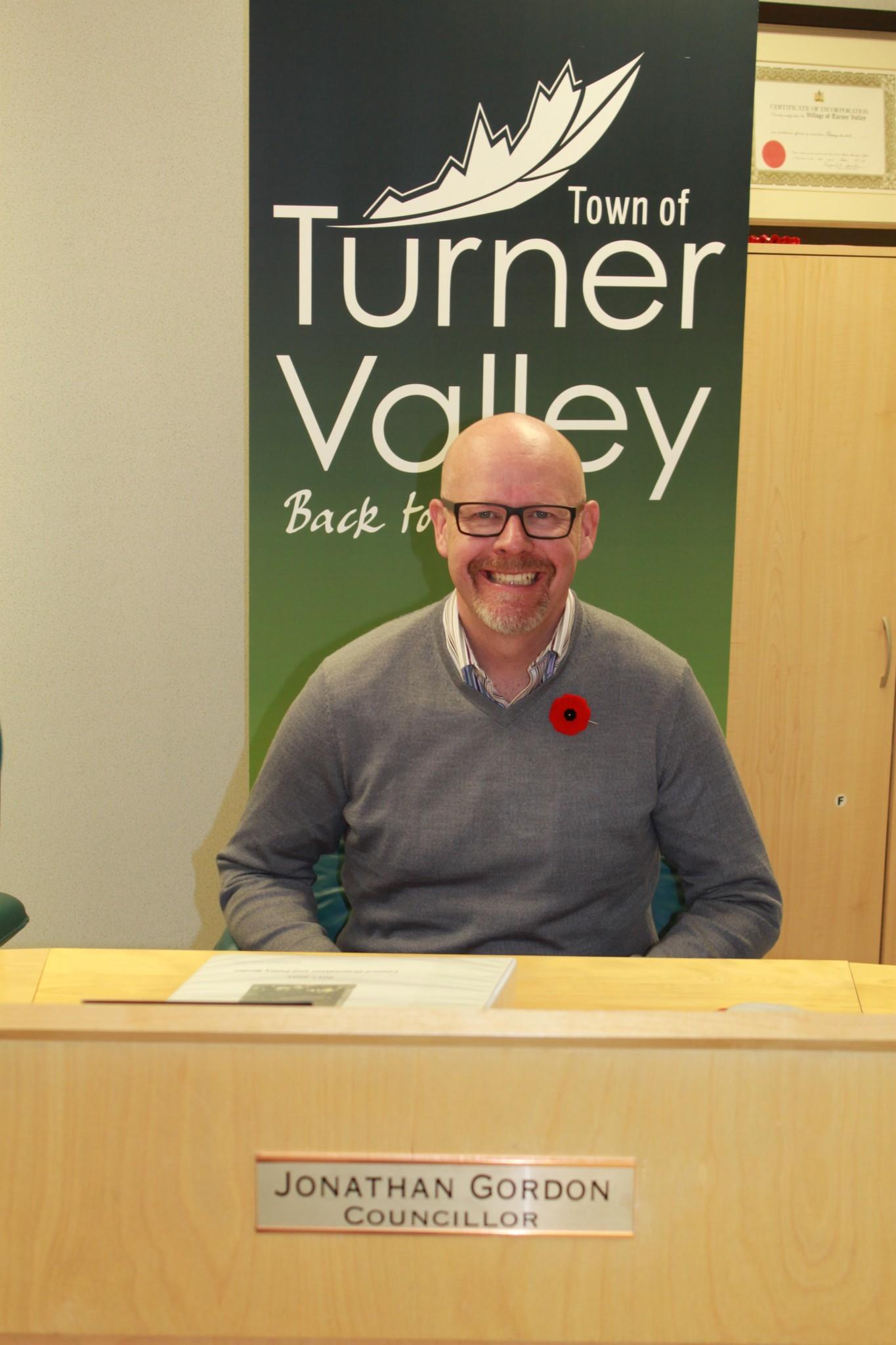 Councillor Jonathan Gordon